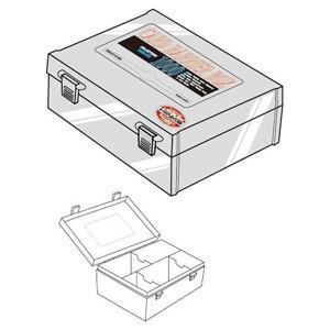 カードボックス1000 KMCの商品画像