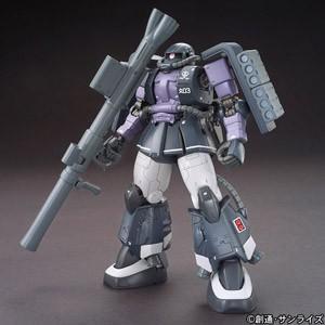 HG 1/144 高機動型ザクII(ガイア/マッシュ専用機)機動戦士ガンダム THE ORIGIN