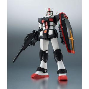 ROBOT魂 〈SIDE MS〉 RX-78-1 プロトタイプガンダム ver. A.N.I.M.E. 機動戦士ガンダム