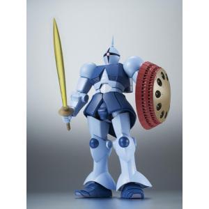 ROBOT魂 〈SIDE MS〉 YMS-15 ギャン ver. A.N.I.M.E. 機動戦士ガンダム [塗装済フィギュア]