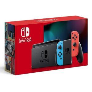 【2019年12月13日再入荷予定】Nintendo Switch本体 ネオンカラー【バッテリー持続...