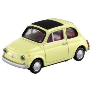 大人向けのトミカプレミアムとして相応しい「フィアット 500F」を選出! イタリア生まれの傑作!幅広...