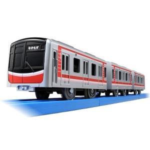 大阪の大動脈御堂筋線が登場! 3両編成、2スピード仕様、のせかえシャーシ対応、手ころがし可能。  【...