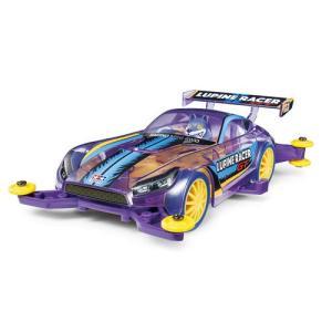 高性能な走りでレースも楽しい四輪駆動レーサーのプラスチックモデル組み立てキットです。 オオカミGTは...