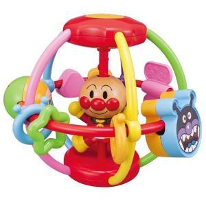 まーるい形にお子さまの大すきな7種類の遊び! にぎる・押す・つまむなど、手や指を使って遊ぶことにより...