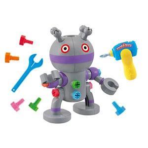 電動ドライバーを使ってだだんだんをつくろう♪ ロボットアームをカスタマイズしたり、だだんだんひこうけ...