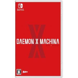 Switch DAEMON X MACHINA(デモンエクスマキナ)(早期購入特典付き)