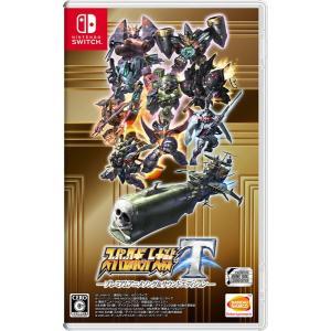 Switch スーパーロボット大戦T プレミアムアニメソング&サウンドエディション|toy24shop