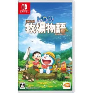 Switch ドラえもん のび太の牧場物語|toy24shop