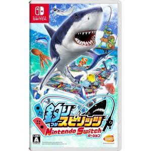 Switch 釣りスピリッツ Nintendo Switchバージョン|toy24shop