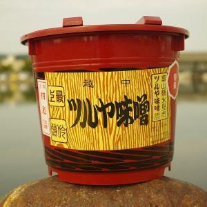 特選米こうじ味噌4kg 朱樽詰め  toyama-ya
