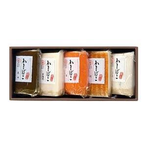 ギフト 鮨蒲本舗河内屋 太巻5本セット 富山名産品 かまぼこ 蒲鉾 送料別 冷蔵
