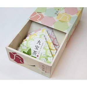 税別価格:2,340円 内容量:メグスリノキの九宝茶、癒されるちゃ(カモミール&レモングラス...