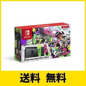 【セット内容】 ・Nintendo Switch本体[Joy-Conはネオングリーン (L) / ネ...