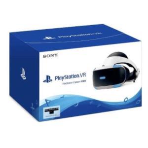 新品 新モデル PlayStation VR PlayStation Camera同梱版 CUHJ-16003  プレステ4周辺機器 プレイステーションvr psvr 本体 プレステvr PlayStationvr PS4周辺|toybox1