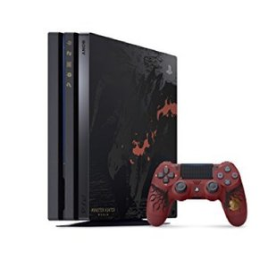 PlayStation 4 Pro MONSTER HUNTER: WORLD LIOLAEUS EDITION  発売日から翌日以内に発送|toybox1