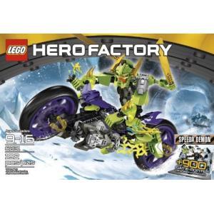 LegoLEGO Hero Factory 6231 スピードデーモン【並行輸入品 並行輸入海外直送品・並行輸入品