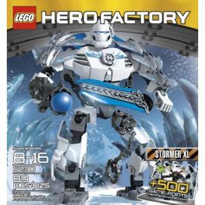 LEGO Hero Factory 6230 Stormer XL 【並行輸入品 並行輸入海外直送品・並行輸入品