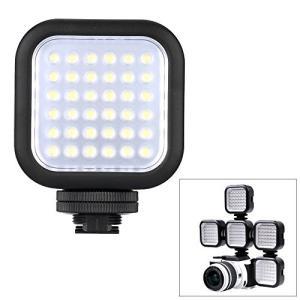 Godox 36 LEDビデオライト 36 球のLEDを搭載 カメラ&ビデオカメラ用 デジタル一眼レ...カメラ ミニDVRに適用 【並行輸入品】