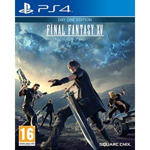 【取り寄せ】Final Fantasy XV (15) Day One Edition ファイナルフ...