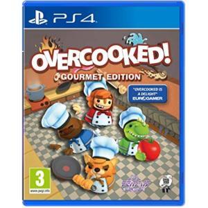 【取り寄せ】Overcooked: Gourmet Edition オーバークック PS4 輸入版