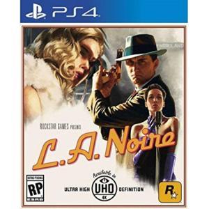 L.A.ノワール 海外版  UK輸入版 日本のPS4でプレイできます 英語音声・英語表記  海外版、...