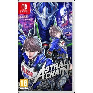 【取り寄せ】Astral Chain アストラル チェイン Switch 輸入版
