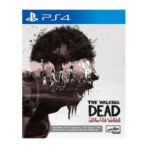 【取り寄せ】The Walking Dead The Telltale Definitive Ser...