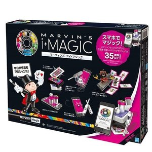 マーヴィンズ アイ・マジック (MARVIN'S i・MAGIC)   スマートフォンとマジックグッ...