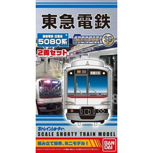 東急電鉄5080系は、2003年3月より営業運転を開始した東京急行電鉄の通勤型車両で、目黒線で主に活...