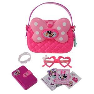ディズニー ミニーのハッピー・ヘルパー なっちゃお! ミニーマウス おしゃれいっぱい バッグセット 誕生日プレゼント 女の子プレゼント タカラトミー|toylandclover