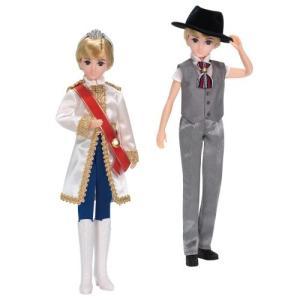 リカちゃん ドール ゆめみるお姫さま 王子さまハルトくん スペシャルセット きせかえ 人形 女の子 プレゼント 誕生日 プレゼント きせかえ セット タカラトミー|toylandclover