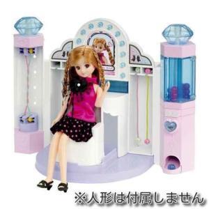 リカちゃん クルキュートドレッサー 女の子プレゼント 誕生日プレゼント きせかえ人形 ドール タカラトミー|toylandclover