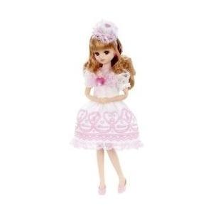 リカちゃん LW-21 なりたいなドレス パーティーのヒロイン 【タカラトミー】|toylandclover
