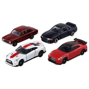トミカ トミカギフトセット GT-R 50th アニバーサリーコレクション 日産スカイライン トミカ ミニカー 車 おもちゃ タカラトミー|toylandclover