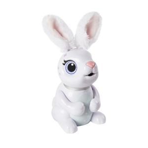 ハロー! はらぺこラビット ミルキーホワイト オムニボット Omnibot うさぎ 電子ペット 男の子プレゼント 誕生日プレゼント タカラトミー|toylandclover