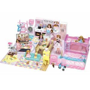 リカちゃん チャイムでピンポーン かぞくでゆったりさん おしゃれ遊び ハウスグッズ 女の子プレゼント 誕生日プレゼント きせかえ 人形 ドール タカラトミー
