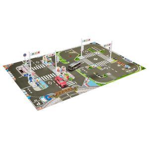 トミカ トミカギフトセット 信号・標識&マップで免許をゲット! 交通安全セット トミカ ミニカー 車 おもちゃ タカラトミー|toylandclover
