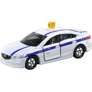 絶版トミカ 062 廃番品 マツダ アテンザ 個人タクシー (箱)トミカ ミニカー 車 おもちゃ 車のおもちゃ タカラトミー|toylandclover