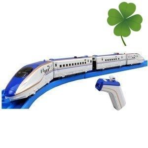 プラレールアドバンス W7系北陸新幹線かがやき IRコントロールセット通常版 電車のおもちゃ 6歳 7歳 8歳 編成 リモコン