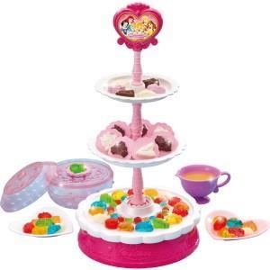 ディズニー プリンセス ショコラ&グミ スィーツジュエリー  女の子 プレゼント クッキングトイ タカラトミー|toylandclover
