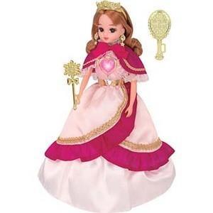 リカちゃん ドール ゆめみるお姫さま プリズムハート リカちゃん きせかえ 人形 女の子 プレゼント 誕生日 プレゼント きせかえ セット タカラトミーの画像