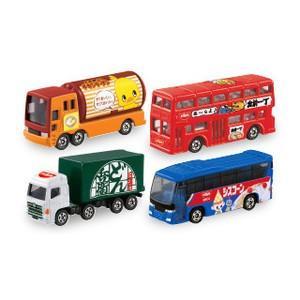 トミカ トミカギフトセット 日清食品アドカーセット トミカ ミニカー 車 おもちゃ タカラトミー|toylandclover