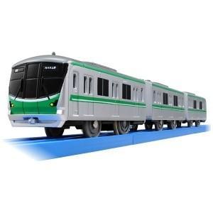 プラレール S-18 東京メトロ千代田線 16000系 電車のおもちゃ 3歳 4歳 5歳 鉄道玩具 ...