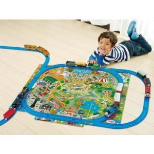 プラレール はこにへんしん! きかんしゃトーマス おかたづけプレイマップ 電車のおもちゃ 男の子 プレゼント 誕生日 プレゼント 鉄道玩具 タカラトミー