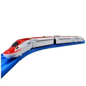 プラレールアドバンス E6系新幹線こまち IRコントロールセット 電車のおもちゃ 6歳 7歳 8歳 編成 リモコン