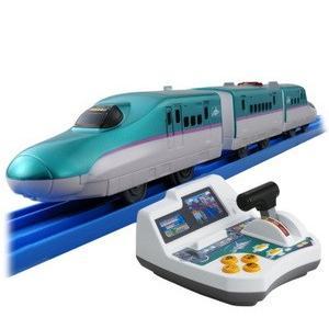 プラレール ぼくが運転!マスコン 北海道新幹線はやぶさ 電車 鉄道模型 男の子 プレゼント 誕生日 プレゼント クリスマス プレゼント タカラトミー|toylandclover