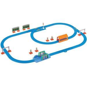プラレール 転車台とつながる 基地レールセット 鉄道玩具 電車 鉄道模型 男の子プレゼント 【タカラトミー】