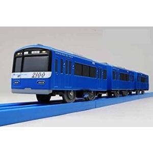プラレール 限定車両 サウンド 京急2100形 ブルースカイトレイン(青)  電車の発車音や走行音、...