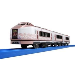 プラレール ぼくもだいすき! たのしい列車シリーズ IZU CRAILE (伊豆クレイル) 電車のおもちゃ 3歳 4歳 5歳 男の子プレゼント リゾート列車 タカラトミー|toylandclover